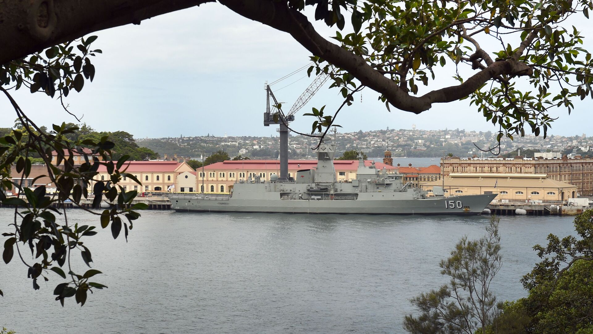 HMAS Anzac. - Sputnik Việt Nam, 1920, 20.09.2021