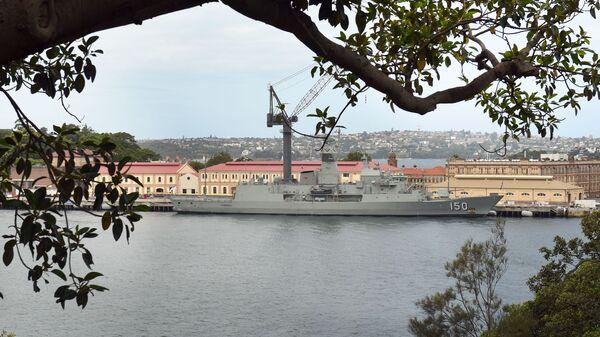 HMAS Anzac. - Sputnik Việt Nam