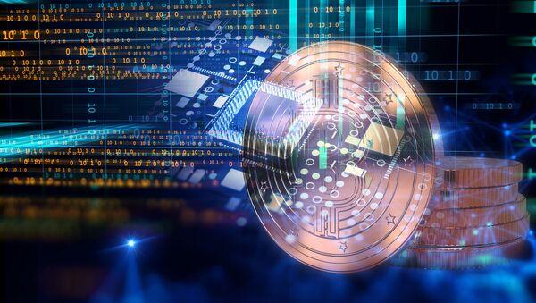 Blockchain. - Sputnik Việt Nam