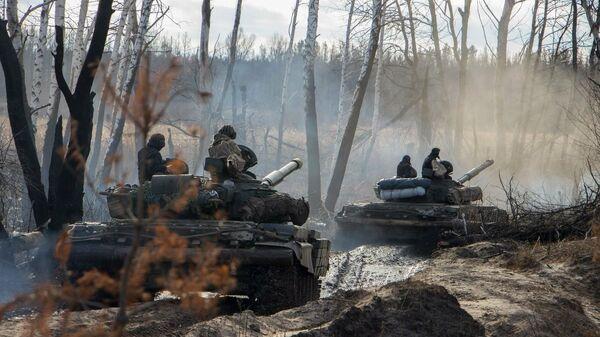 Quân đội Ukraina - Sputnik Việt Nam