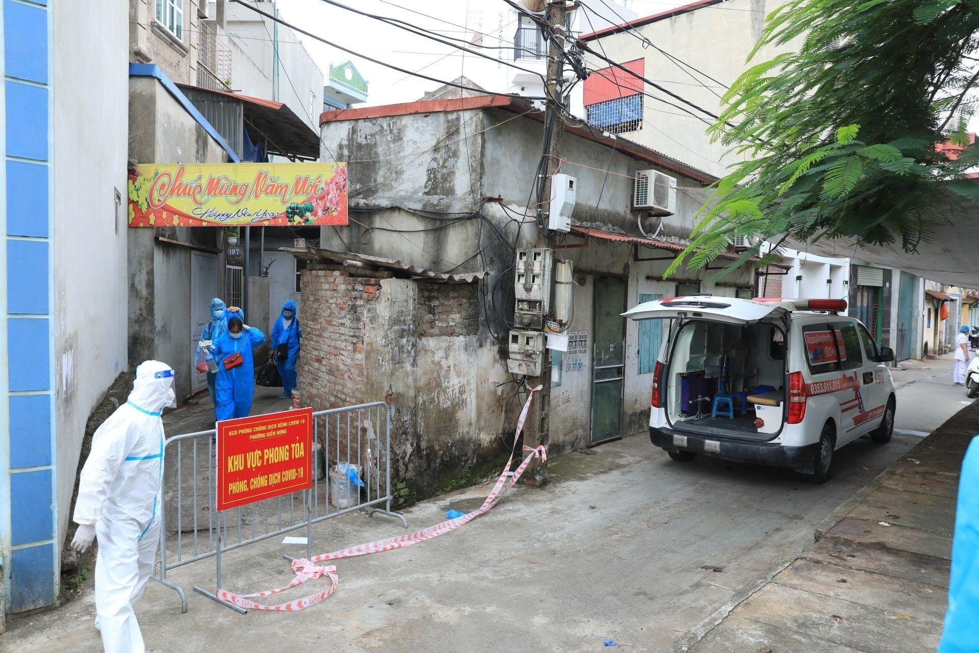 Hà Nội phát hiện ca nhiễm COVID-19 trong cộng đồng ở quận Hà Đông - Sputnik Việt Nam, 1920, 05.10.2021