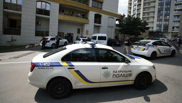 Cảnh sát Ukraina tại Kiev - Sputnik Việt Nam