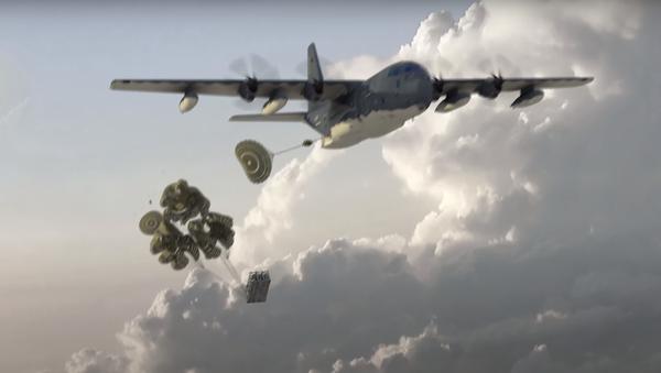 Không quân Mỹ trình làng cuộc tấn công lớn vào Nga - Sputnik Việt Nam