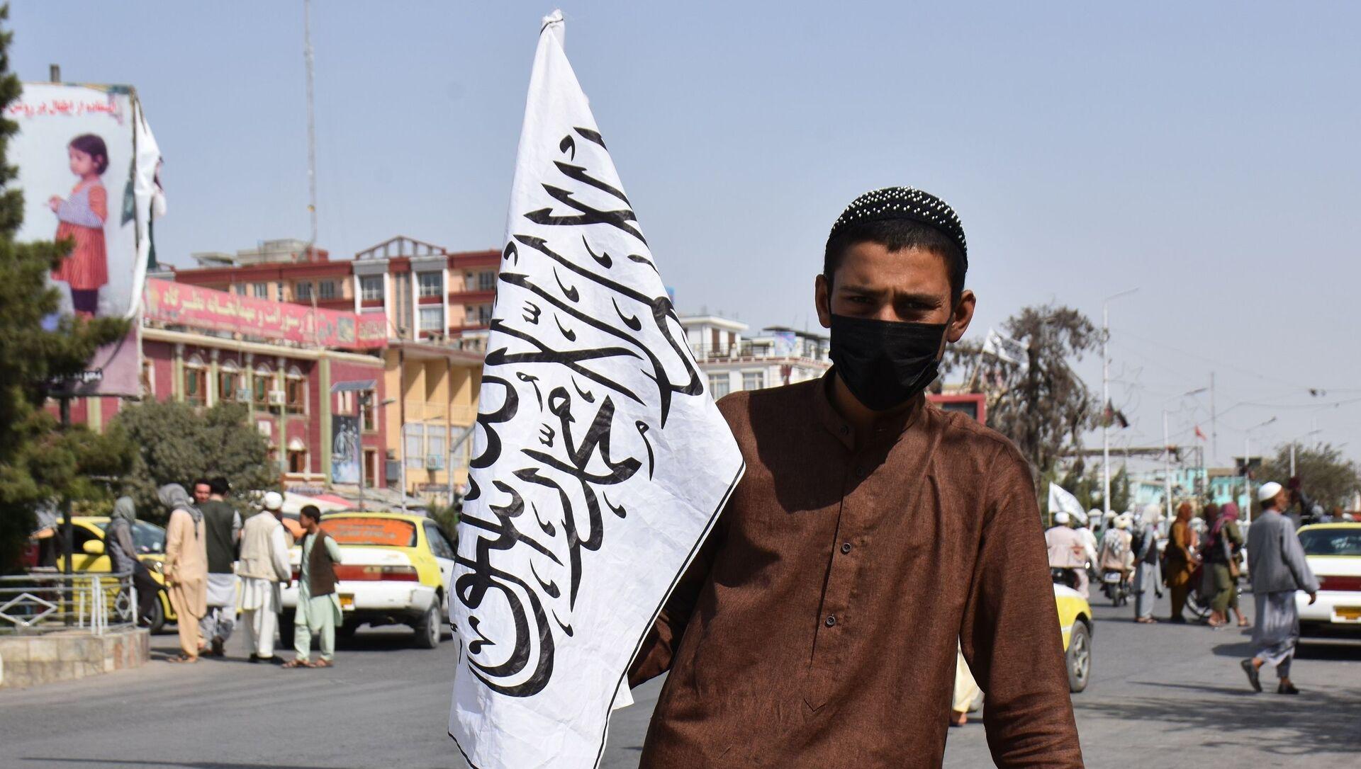 Mazar-i-Sharif dưới sự kiểm soát của Taliban bị cấm ở Liên bang Nga - Sputnik Việt Nam, 1920, 23.09.2021