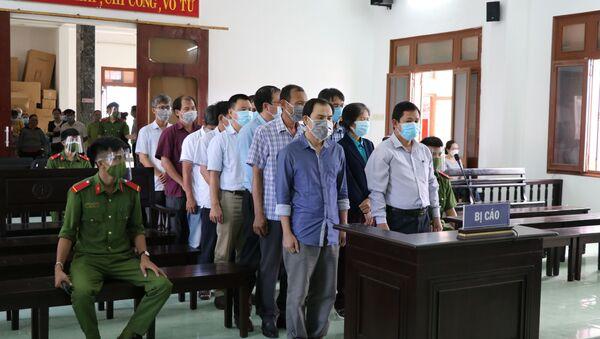 Tuyên án vụ lộ đề thi công chức ở Phú Yên - Sputnik Việt Nam