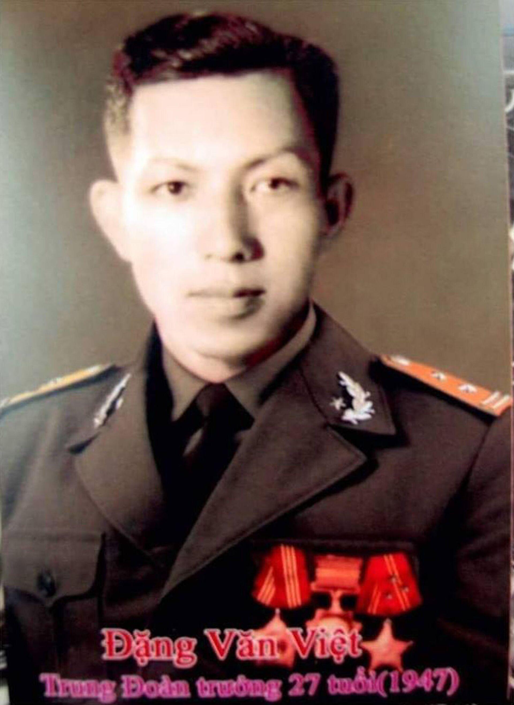 Trung tá Đặng Văn Việt. - Sputnik Việt Nam, 1920, 05.10.2021