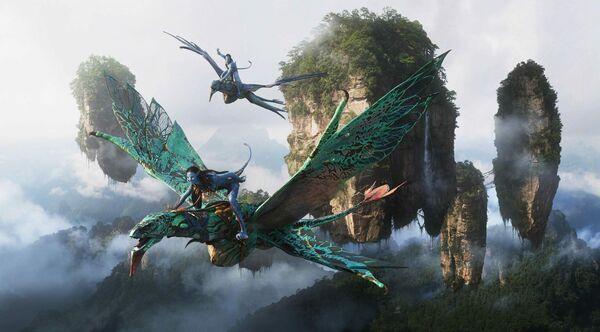 Từ bộ phim «Avatar» - Sputnik Việt Nam