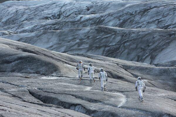Từ bộ phim «Interstellar» («Hố đen tử thần») - Sputnik Việt Nam