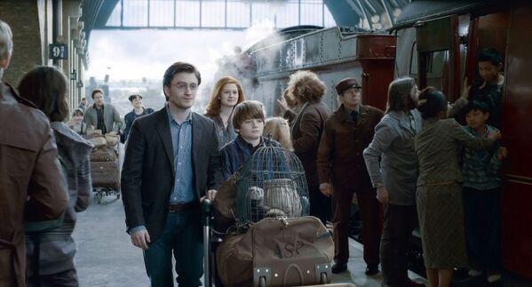 Từ bộ phim «Harry Potter and the Deathly Hallows» («Harry Potter và bảo bối tử thần») - Sputnik Việt Nam