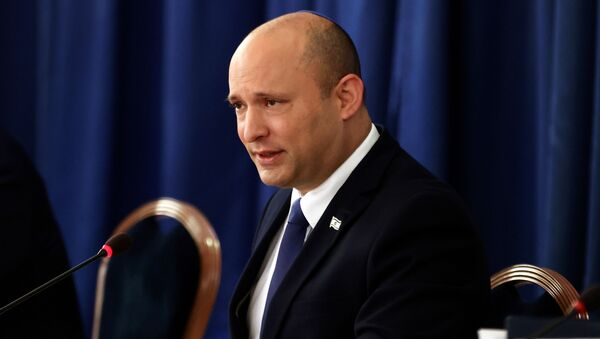 Thủ tướng Israel Naftali Bennett - Sputnik Việt Nam