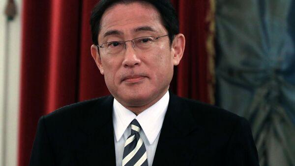 Cựu Ngoại trưởng Nhật Bản - Sputnik Việt Nam