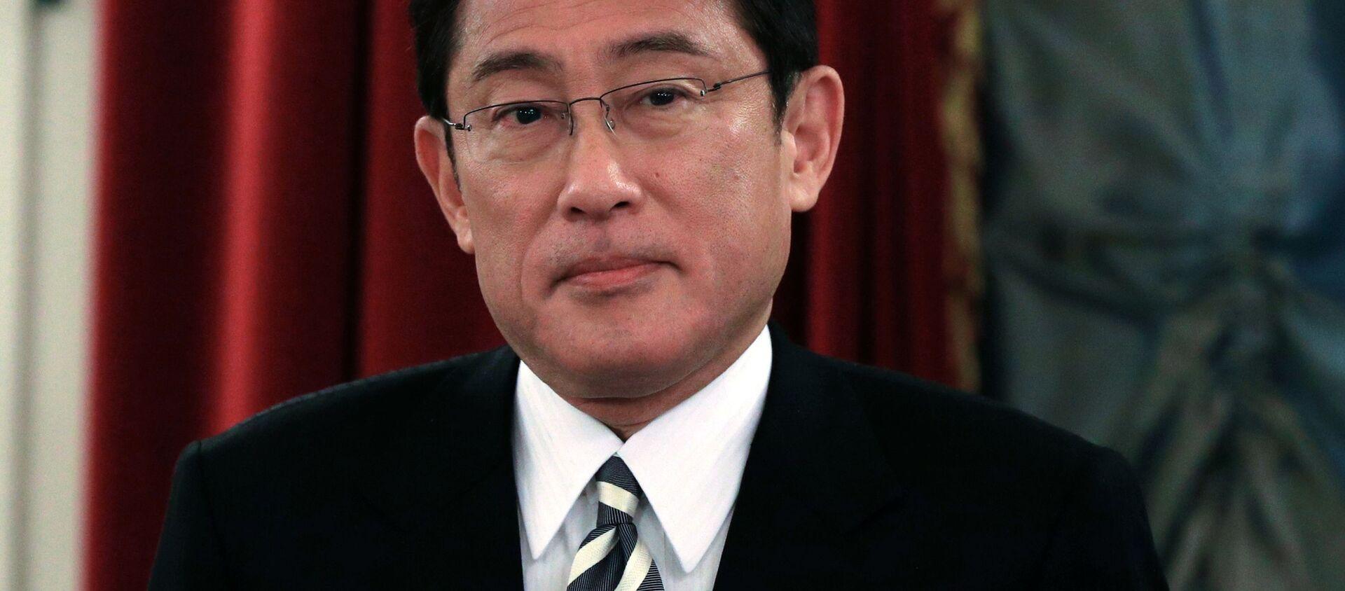 Cựu Ngoại trưởng Nhật Bản - Sputnik Việt Nam, 1920, 29.09.2021