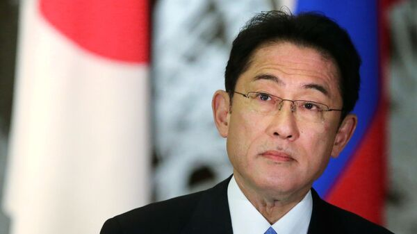 Cựu Ngoại trưởng Fumio Kishida - Sputnik Việt Nam