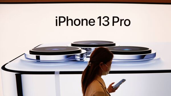 Apple iPhone 13 Pro. - Sputnik Việt Nam