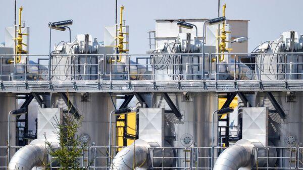 Vật thể của đường ống dẫn khí Yamal - Châu Âu ở Ba Lan - Sputnik Việt Nam