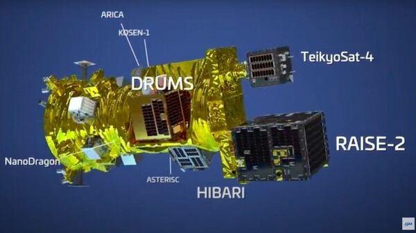"""Các vệ tinh sẽ cùng NanoDragon bay vào quỹ đạo theo Chương trình """"Trình diễn công nghệ vệ tinh sáng tạo 2"""" - Sputnik Việt Nam"""