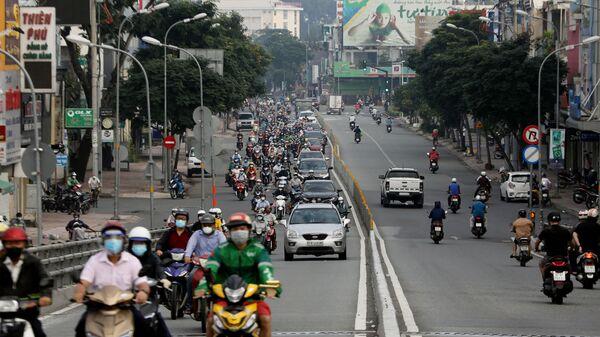 TP. Hồ Chí Minh. - Sputnik Việt Nam