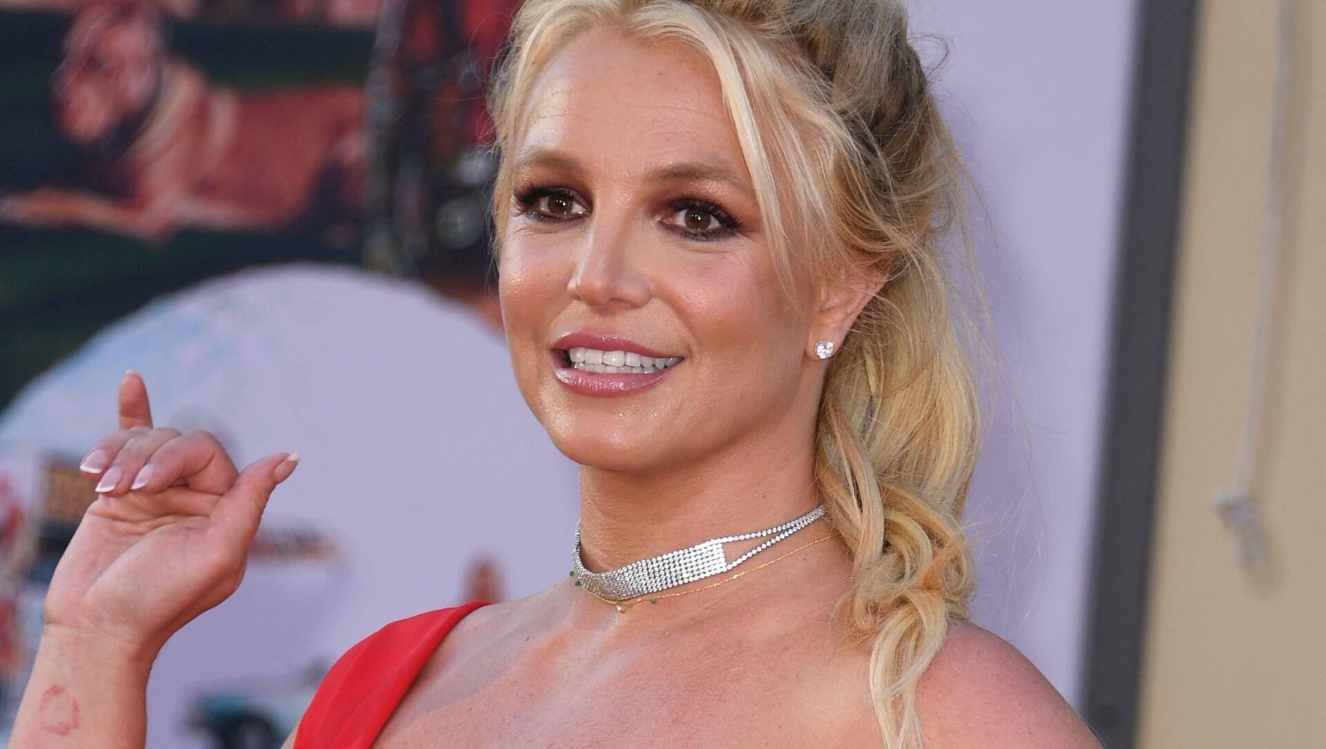 Nữ ca sĩ Britney Spears - Sputnik Việt Nam, 1920, 01.10.2021