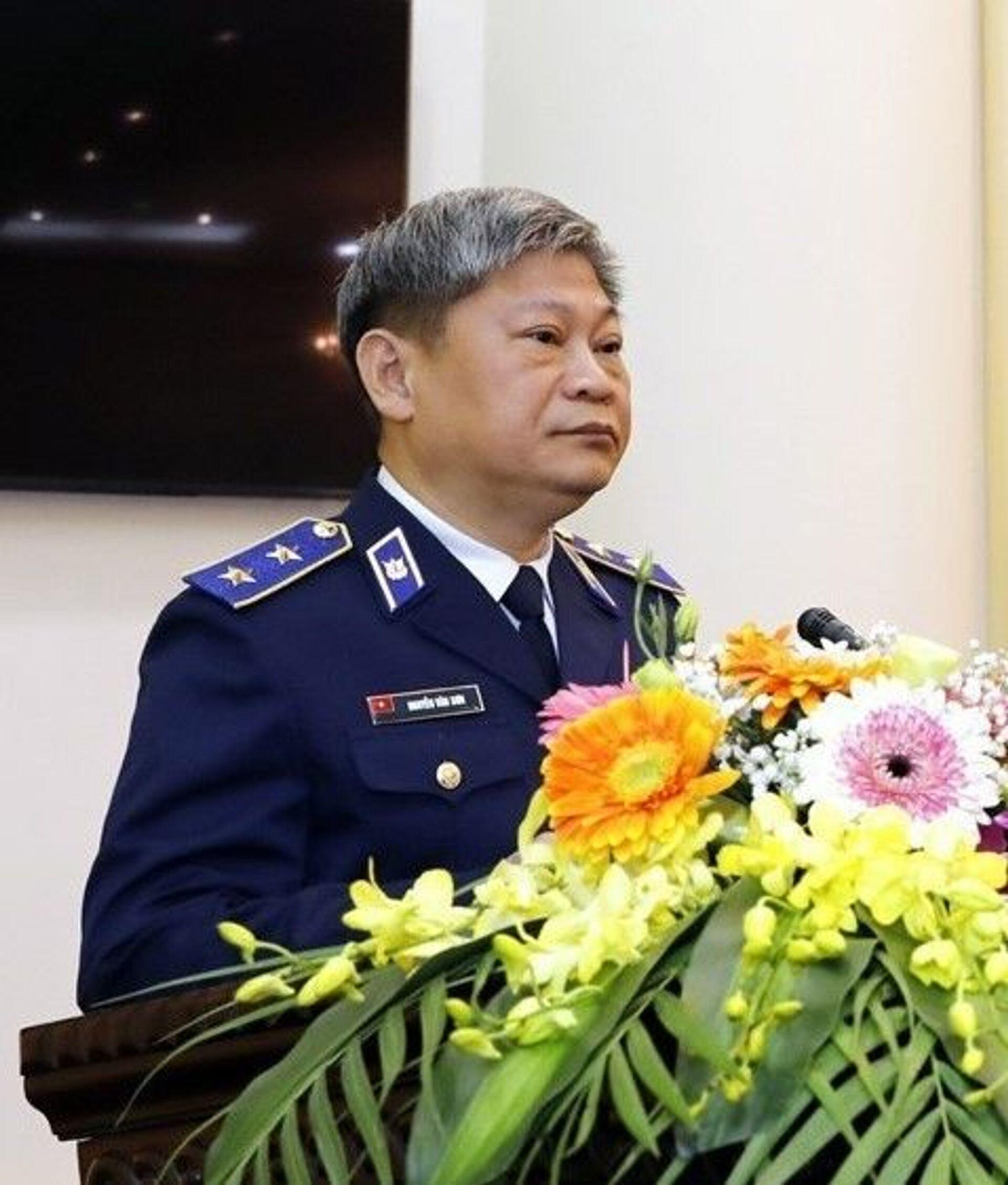 Trung tướng Nguyễn Văn Sơn, Phó Bí thư Đảng ủy, Tư lệnh Cảnh sát biển Việt Nam. - Sputnik Việt Nam, 1920, 05.10.2021