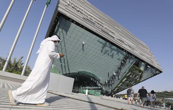 Gian hàng của Ả Rập Xê-út tại Triển lãm Toàn thế giới World Expo 2020 ở Dubai, Các Tiểu vương quốc Ả Rập Thống nhất - Sputnik Việt Nam