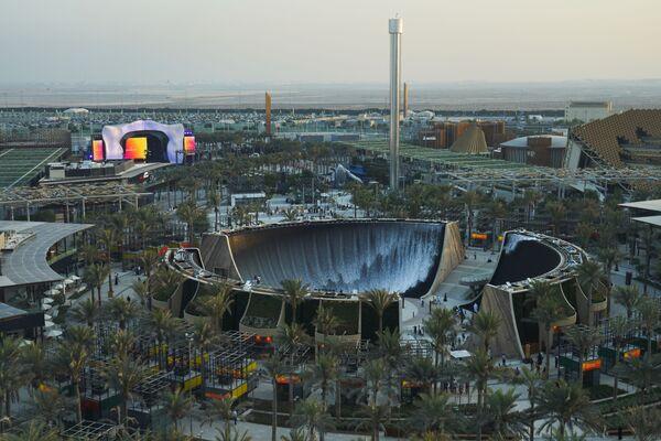 Triển lãm Toàn thế giới World Expo 2020 tại Dubai, Các Tiểu vương quốc Ả Rập Thống nhất - Sputnik Việt Nam