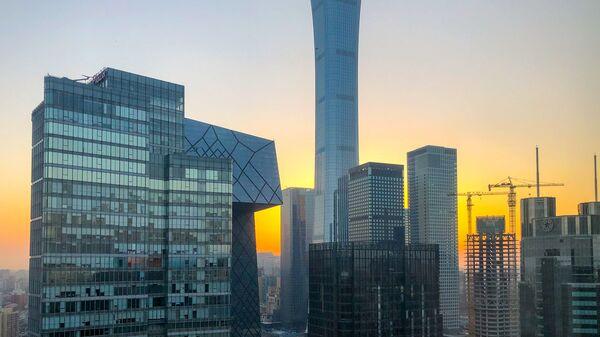 Tháp CITIC ở Bắc Kinh - Sputnik Việt Nam