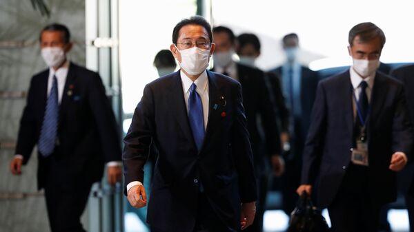 Ông Kishida Fumio. - Sputnik Việt Nam