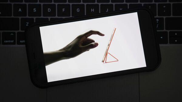 Новый iPad Mini в Калифорнии, США - Sputnik Việt Nam