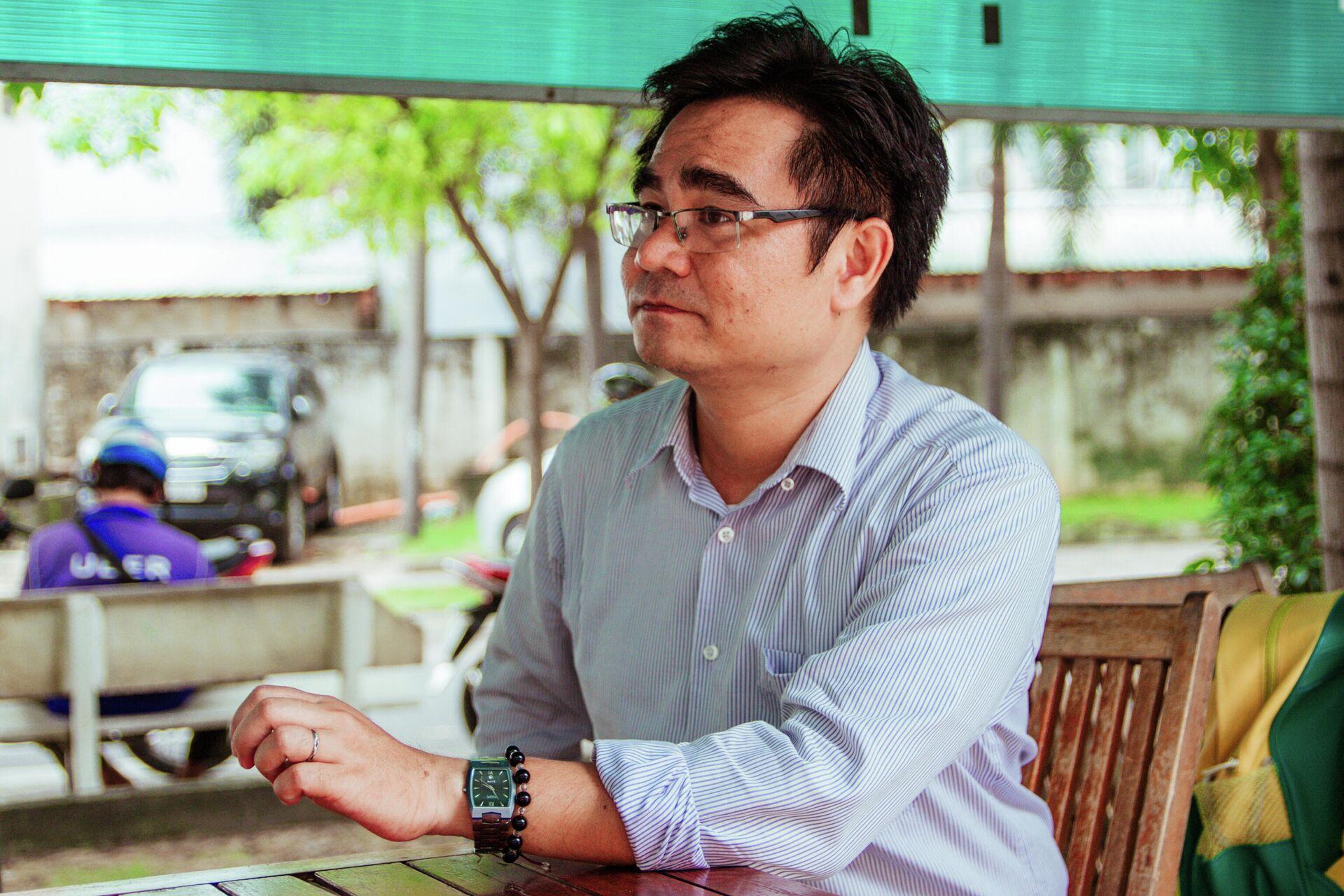 PGS.TS Nguyễn Đức Lộc, Viện trưởng Viện nghiên cứu Đời sống Xã hội (Social Life) - Sputnik Việt Nam, 1920, 07.10.2021