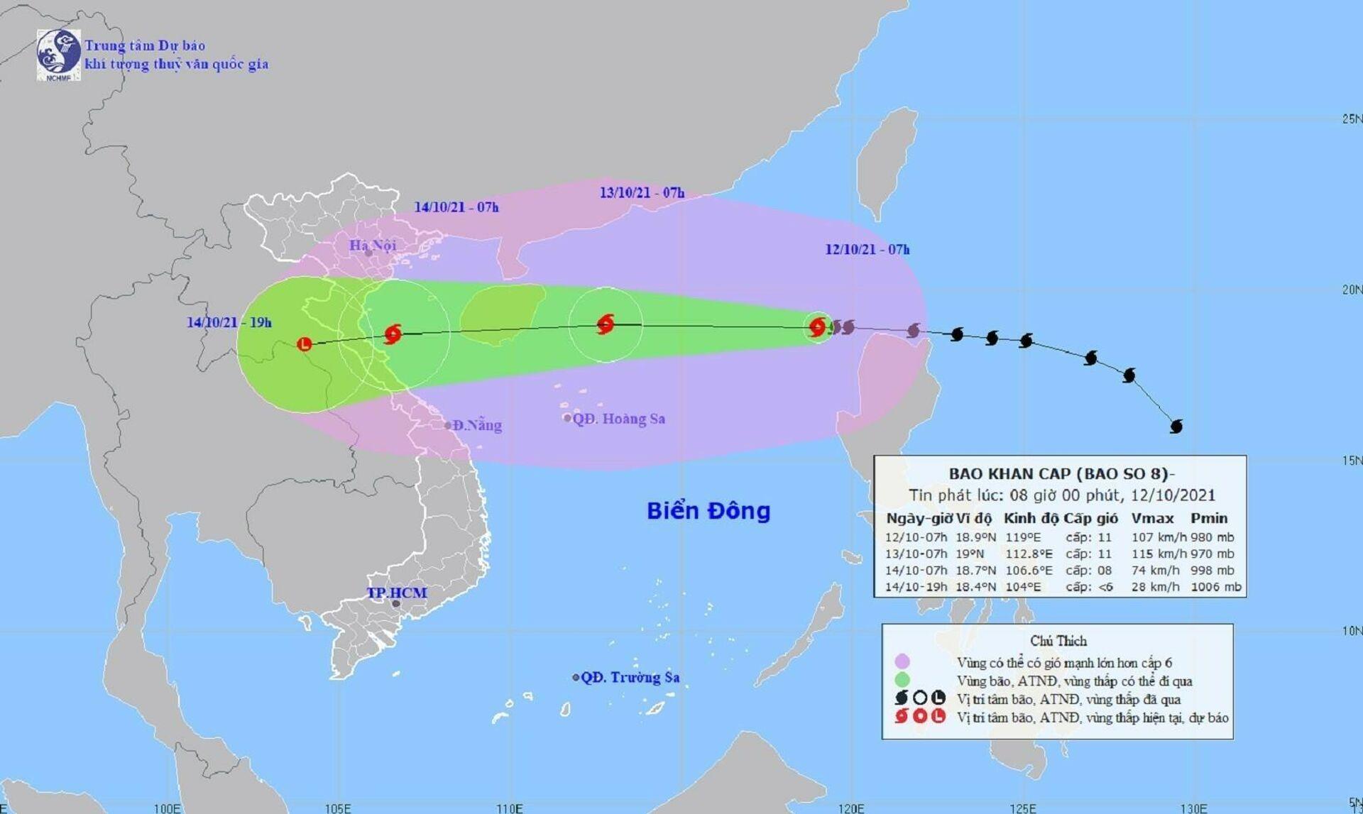 Cơn bão số 8 (Kompasu) - Sputnik Việt Nam, 1920, 13.10.2021