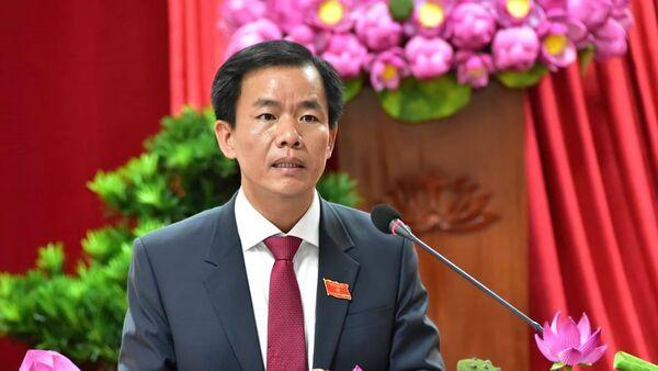 Председатель народного комитета вьетнамской провинции Тхыатхиен-Хюэ Нгуен Ван Фыонг - Sputnik Việt Nam