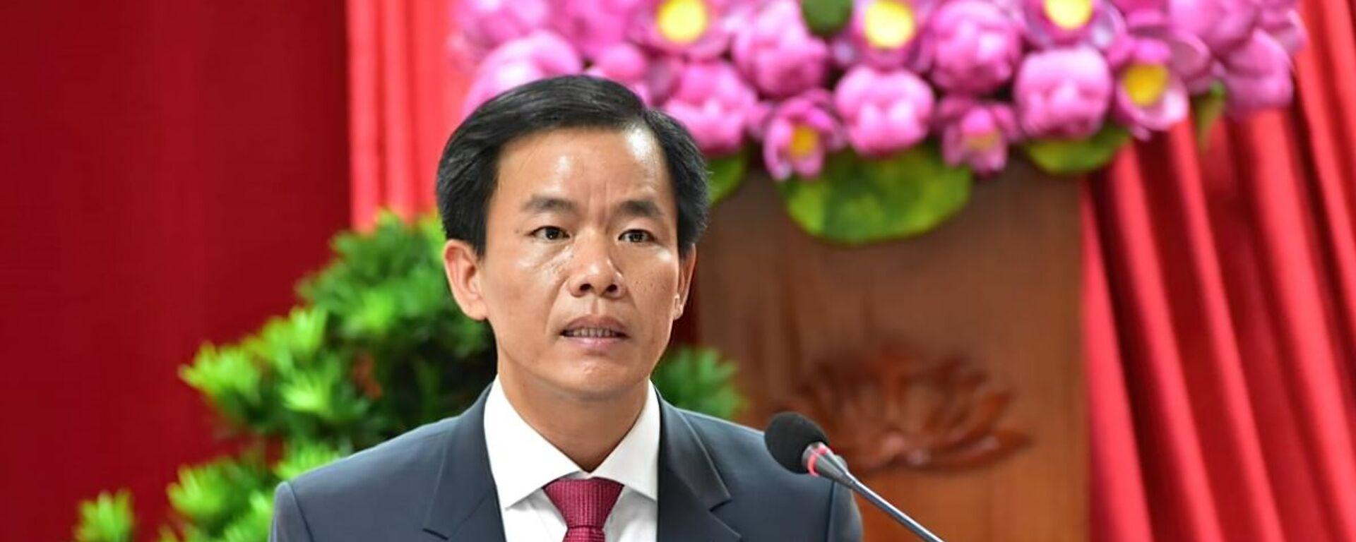 Ông Nguyễn Văn Phương, Chủ tịch UBND tỉnh Thừa Thiên – Huế - Sputnik Việt Nam, 1920, 12.10.2021