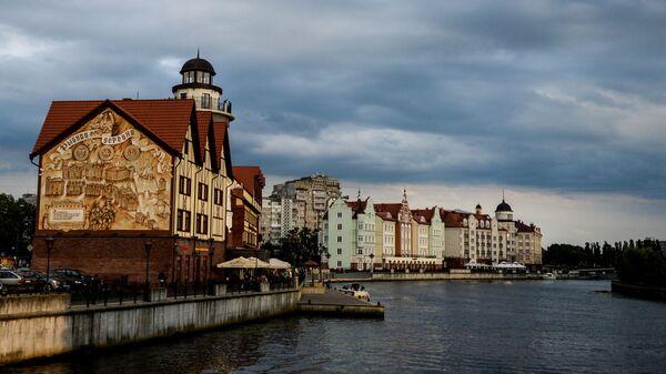 Kaliningrad, Nga - Sputnik Việt Nam