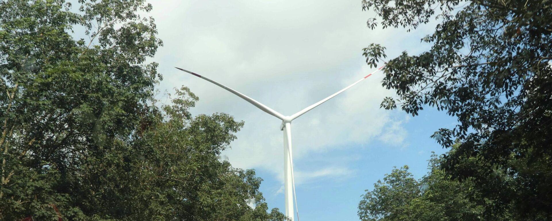 Những dự án điện gió với kỳ vọng thúc đẩy phát triển kinh tế - xã hội - du lịch cho Gia Lai - Sputnik Việt Nam, 1920, 13.10.2021