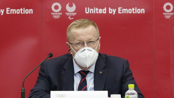 Президент Олимпийского комитета Австралии Джон Коутс - Sputnik Việt Nam