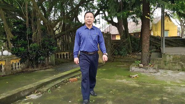 Вьетнамский политик Lưu Bình Nhưỡng - Sputnik Việt Nam