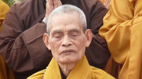 Вьетнамский монах Тхить Фо Туе - Sputnik Việt Nam