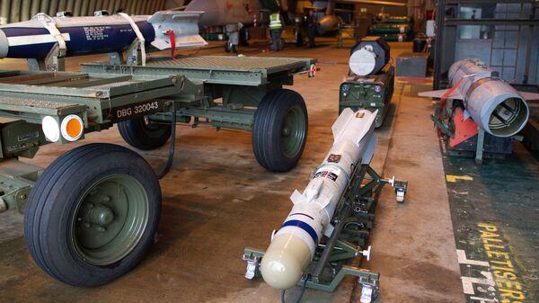 Ракеты Brimstone на военновоздушной базе армии Великобритании - Sputnik Việt Nam