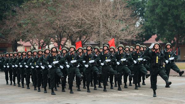Мобильная полиция во Вьетнаме  - Sputnik Việt Nam