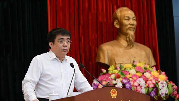 Директор департамента планирования и финансов министерства образования Вьетнама Чан Ту Кхань - Sputnik Việt Nam