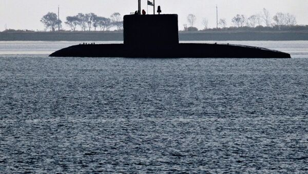 Tàu ngầm diesel lớp Varshavyanka - Sputnik Việt Nam
