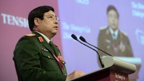Đại tướng Phùng Quang Thanh - Sputnik Việt Nam