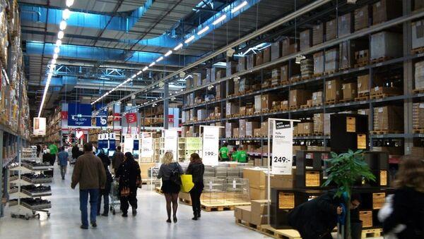 Cửa hàng IKEA - Sputnik Việt Nam