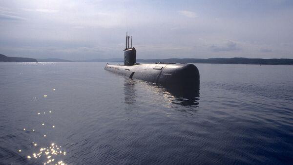 Tàu ngầm Varshavyanka - Sputnik Việt Nam