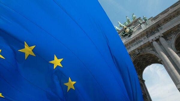 Cờ của Liên minh châu Âu - Sputnik Việt Nam