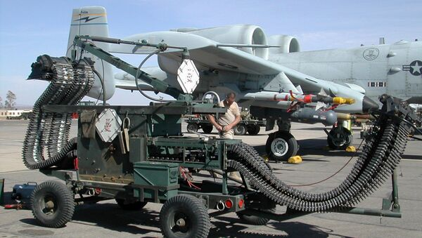 Trang bị quân sự Mỹ tại Iraq - Sputnik Việt Nam