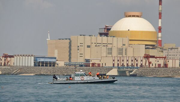 nhà máy điện hạt nhânKudankulam ở Ấn Độ - Sputnik Việt Nam