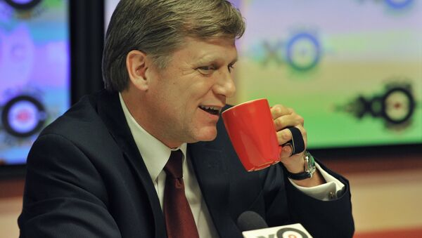 Michael McFaul - Sputnik Việt Nam