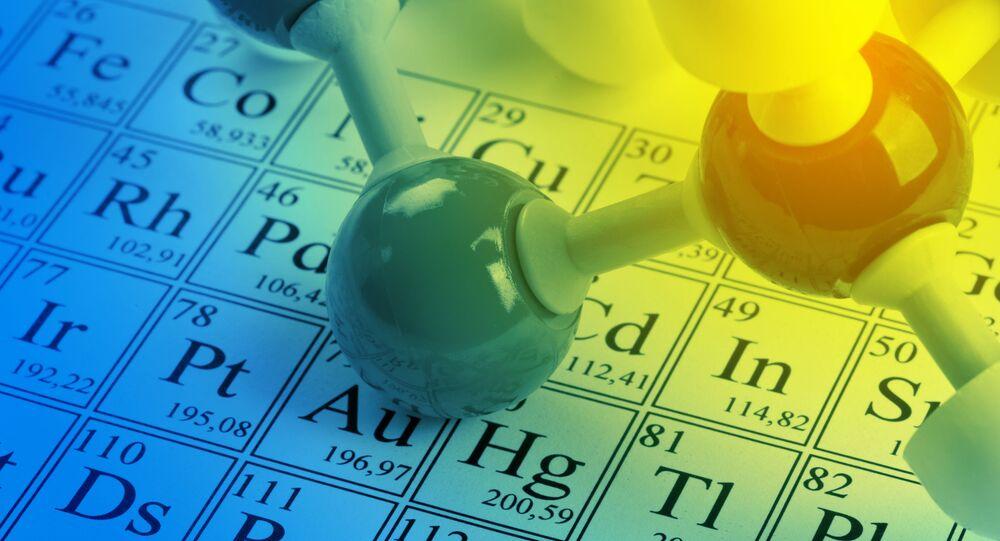 Bảng tuần hoàn Mendeleev