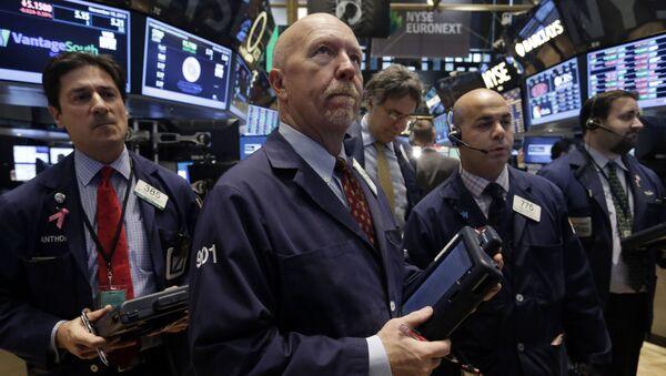 Thị trường chứng khoán Hoa Kỳ lao dốc mạnh chưa từng  thấy trong gần 120 năm - Sputnik Việt Nam